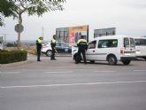 La Polic�a Local de Totana se adhiere a la campaña especial de control de la tasa de alcoholemia y del consumo de drogas de la DGT
