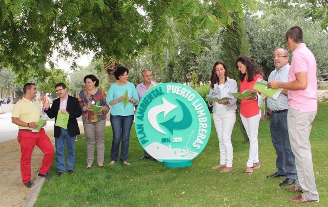 Puerto Lumbreras presenta un nuevo Plan Estratégico Ambiental 2014- 2020 con más de 250 medidas para favorecer el desarrollo sostenible - 1, Foto 1