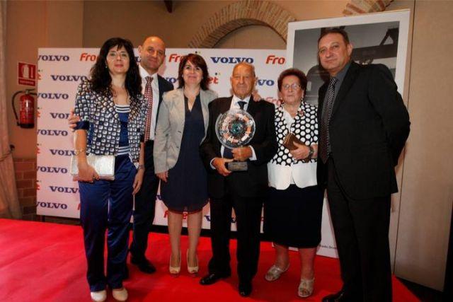 La empresa totanera Autocares Mart�nez es galardonada en la XII edici�n de los premios FROET, Foto 2