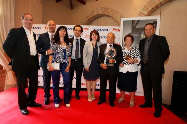 La empresa totanera Autocares Mart�nez es galardonada en la XII edici�n de los premios FROET, Foto 3