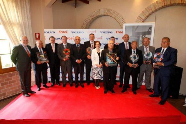 La empresa totanera Autocares Mart�nez es galardonada en la XII edici�n de los premios FROET, Foto 4