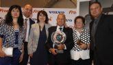 La empresa totanera Autocares Mart�nez es galardonada en la XII edici�n de los premios FROET