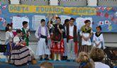 El colegio Nuestra Señora del Carmen rinde homenaje al poeta murciano Eduardo Flores