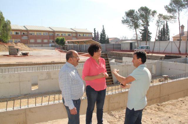 Comienzan las obras de la nueva guardería pública junto al Colegio Público Asunción Jordán de Puerto Lumbreras - 2, Foto 2