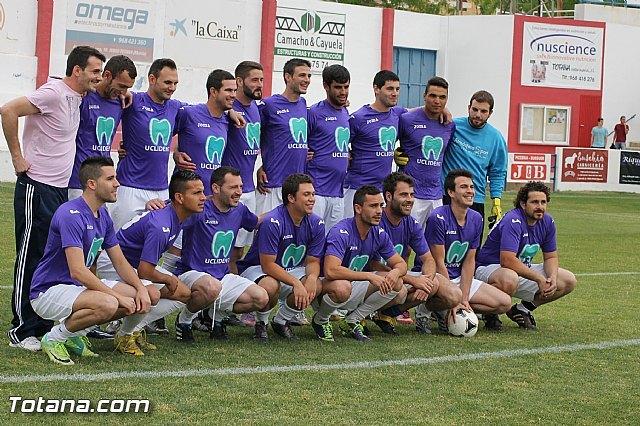 Esta noche tendr� lugar la Supercopa de F�tbol Aficionado Juega Limpio, a las 21:00 en el Juan Cayuela, Foto 1