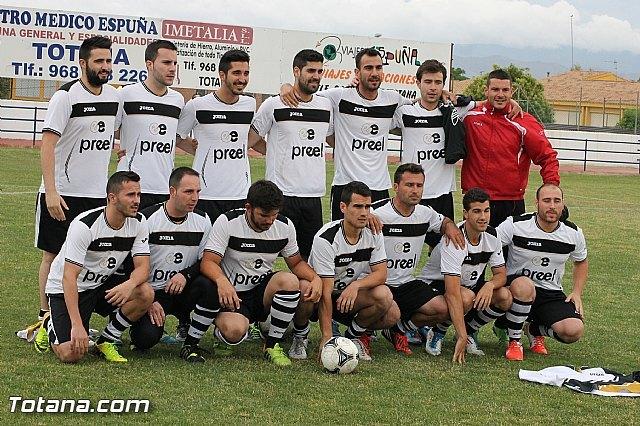 Esta noche tendr� lugar la Supercopa de F�tbol Aficionado Juega Limpio, a las 21:00 en el Juan Cayuela, Foto 2