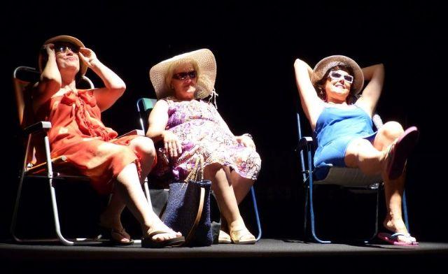 Éxito en el teatro solidario a beneficio de D´Genes, Foto 5