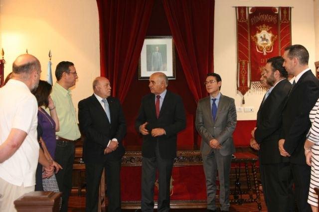 La Comunidad buscará la fórmula jurídica que garantice el mantenimiento de la Mancomunidad de Servicios Sociales Río Mula - 1, Foto 1