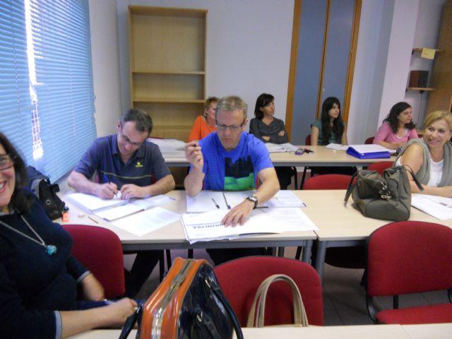 Se clausura en empleo el curso preparatorio de inglés A-2, Foto 3