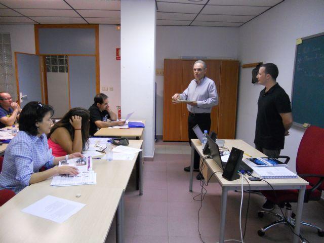 Se clausura en empleo el curso preparatorio de inglés A-2, Foto 4