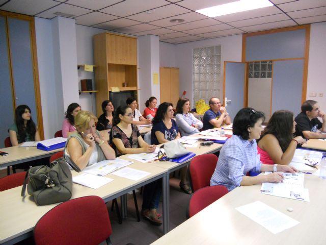 Se clausura en empleo el curso preparatorio de inglés A-2, Foto 5