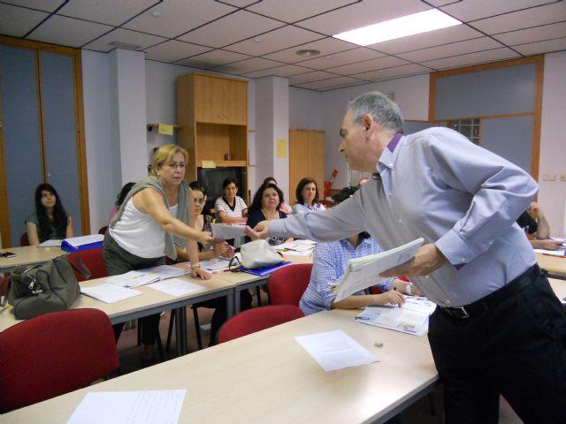 Se clausura en empleo el curso preparatorio de inglés A-2, Foto 6