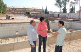 Comienzan las obras de la nueva guardería pública junto al Colegio Público Asunción Jordán de Puerto Lumbreras