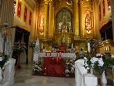 Archena celebra los 60 años de su sección de Adoración Nocturna