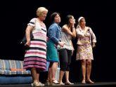 �xito en el teatro solidario a beneficio de D�Genes