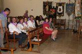 Autoridades municipales acompañan a la Hdad. de la Ver�nica al encuentro-peregrinaci�n nacional de hermandades y cofrad�as de la Ver�nica