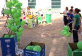 Las Torres de Cotillas vivió la gran fiesta infantil del medio ambiente