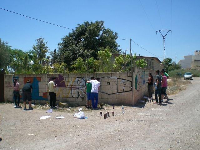 Alumnos del aula ocupacional de Totana finalizan su formaci�n complementaria, Foto 5