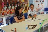 El 'X Trofeo de Gimnasia Rítmica Villa de Las Torres' espera a cerca de 400 jóvenes promesas murcianas