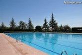Mañana viernes, día 13 de junio, se abren las piscinas del Polideportivo Municipal 6 de diciembre de Totana