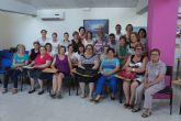 La 'Asociación de Mujeres Isabel González' torreña conoce de primera mano cómo funciona el Ayuntamiento
