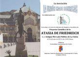 Nueva gala benéfica a favor de la Ataxia Friedreich