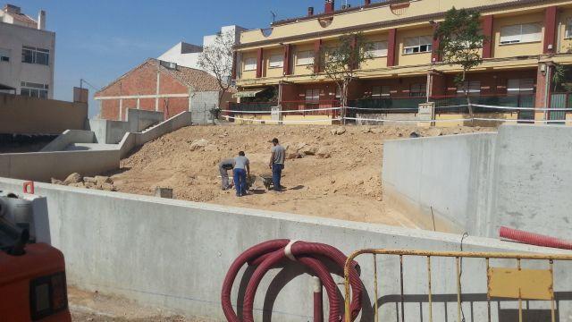 Nuevo jardín en la calle Aljucer, Foto 2