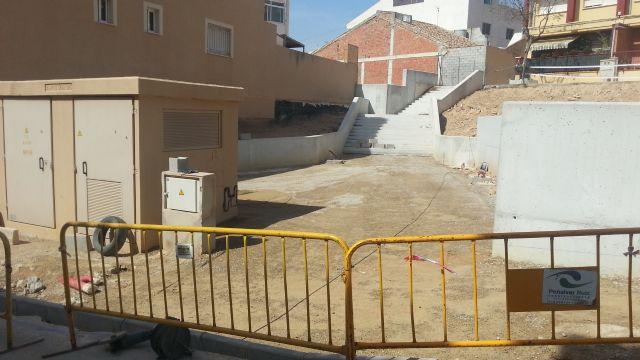 Nuevo jardín en la calle Aljucer, Foto 3