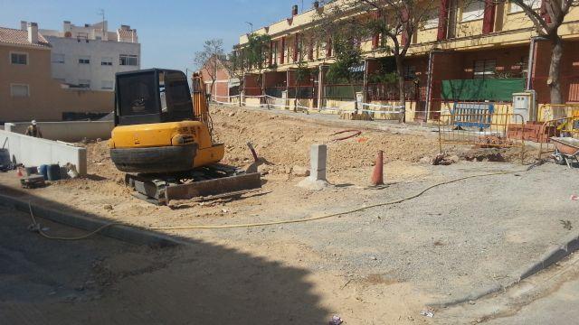 Nuevo jardín en la calle Aljucer, Foto 4