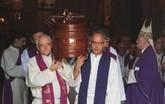 El presbiterio de Cartagena despide a su hermano D. Domingo López Marín