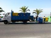 El Ayuntamiento mejora los puntos de recogida selectiva con nuevos contenedores