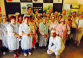 Más de 60 mujeres lumbrerenses realizan una visita cultural a Caravaca de la Cruz enmarcada dentro de la programación mensual del Centro de la Mujer