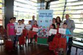 Entregados los premios del concurso escolar 'crece en seguridad'