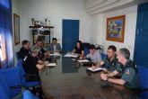 La Junta Local de Seguridad se reunió en Alcantarilla para tratar temas relacionados con el municipio