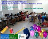 Escuela de Verano para niños Gitanos