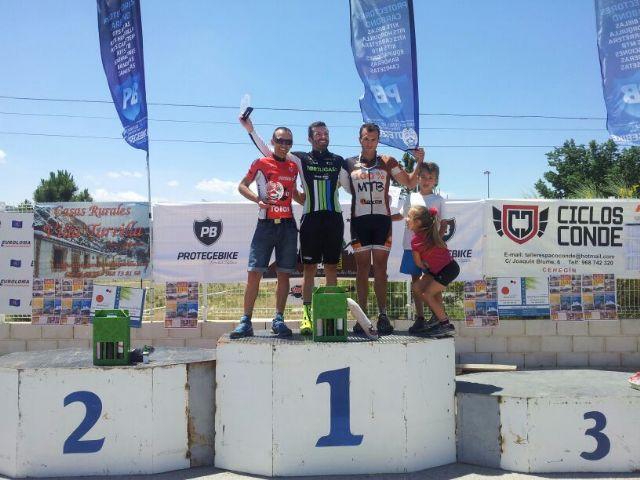 Andrés Plazas and Juan Antonio Sánchez get third in races held this weekend in the Sabine and Riopar