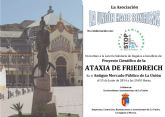 La unión solidaria con la Ataxia Friedreich