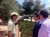 La Comunidad destina cerca de 90.000 euros para la creación de puestos de trabajo de personas con discapacidad en San Javier