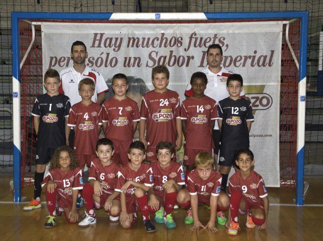Los equipos Benjamín Alevín y Cadete Aljucer ElPozo FS, en las fases finales del Campeonato de España - 2, Foto 2