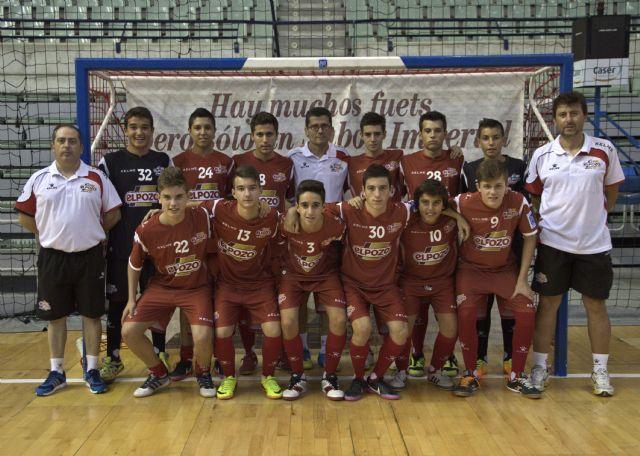 Los equipos Benjamín Alevín y Cadete Aljucer ElPozo FS, en las fases finales del Campeonato de España - 3, Foto 3