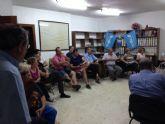 La ejecutiva local del PP realiza un balance del resultado de las elecciones europeas en el municipio de Totana