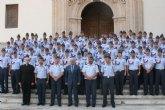 El presidente de la Comunidad agradece a los alumnos de la Academia General del Aire su papel de ´embajadores´ de la Región