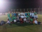 Totana Veterinaria, campeón del Torneo futbol 7 a beneficio de PADISITO
