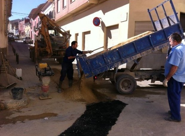 The Municipal Water will rush tonight and tomorrow night maintenance works on the drinking water in the district of San José