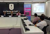La APP 'Zankiu' se presenta en Las Torres de Cotillas para beneficio de sus comerciantes