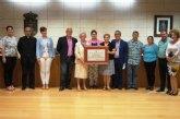 La Asociación 'Nuestra Señora Salus Infirmorum' recibe el título de reconocimiento especial por los 25 años de actividad