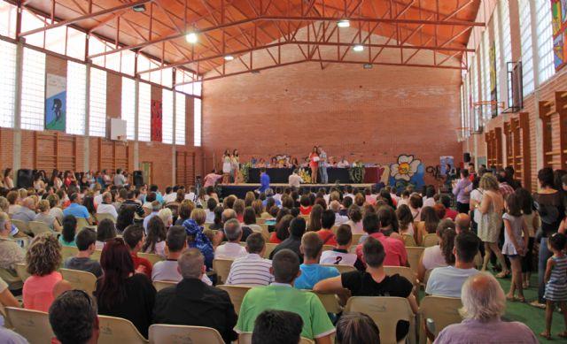 El IES Rambla de Nogalte celebra la graduación de más de un centenar de alumnos de Bachillerato y Ciclos Formativos. - 1, Foto 1