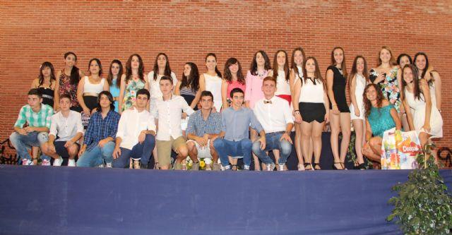 El IES Rambla de Nogalte celebra la graduación de más de un centenar de alumnos de Bachillerato y Ciclos Formativos. - 2, Foto 2