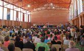 El IES Rambla de Nogalte celebra la graduación de más de un centenar de alumnos de Bachillerato y Ciclos Formativos.