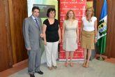 Ayuntamiento y Fundación Cajamurcia refuerzan su compromiso con la formación para el empleo